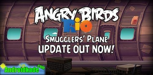 ورژن جدید بازی محبوب Angry Birds Rio v1.4.0
