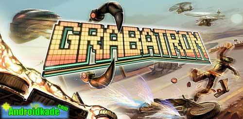 بازی فوق العاده زیبای سفینه فضایی  Grabatron v1.5.4 با گرافیک HD (ورژن جدید)