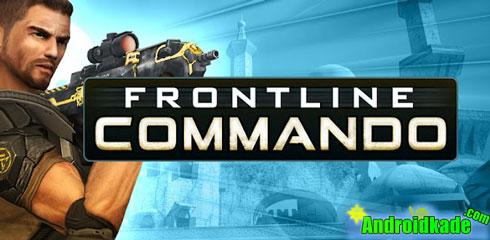 بازی بسیار زیبا ، اکشن و مهیج Frontline Commando v1.0.2 + گیم  DATA