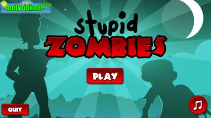 بازی اعتیاد اور  Stupid Zombies v3.2.6