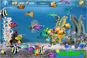 داشتن اکواریوم با  Tap Fish v1.32