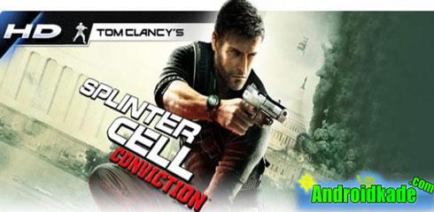 بازی اکشن و زیبا Splinter Cell Conviction HD