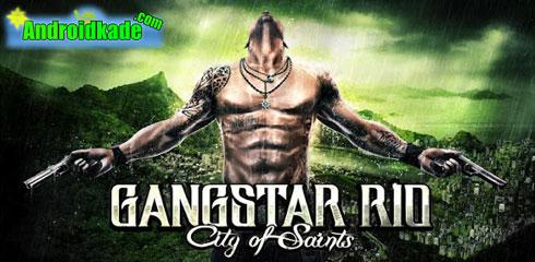 دانلود Gangstar Rio : City of Saints 1.1.7b بازی گانگستر ریو + دیتا