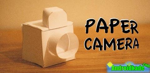 Paper Camera 3.2g عکاسی با افکت های مختلف