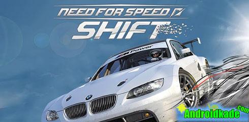 دانلود بازی NEED FOR SPEED Shift v2.0.8 نیدفوراسپید شیفت + دیتا