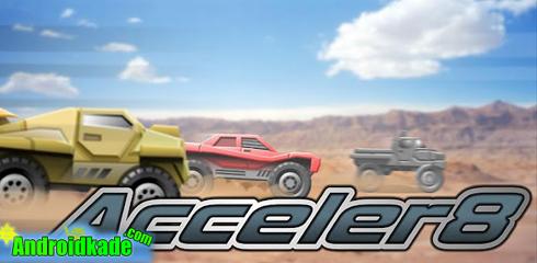 بازی زیبا Acceler8 V 1.11