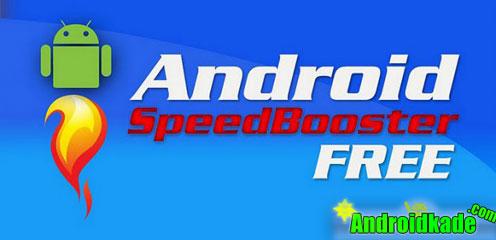 افزایش سرعت و افزایش رم آزاد گوشی با Android Speed Booster v1.42