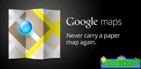 دانلود آخرین نسخه گوگل مپ Google Maps 9.56.1 + به صورت آفلاین