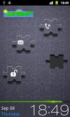 قفل صفحه SamsungGS MagicLockerTheme v2.0