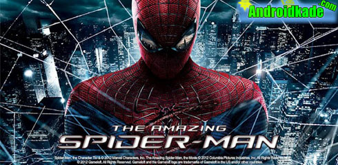 نسخه جدید بازی زیبا و گرافیکی The Amazing Spider-Man v1.1.4