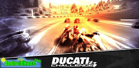 بازی زیبا و فوق العاده گرافیکی Ducati Challenge v1.20 + دیتا