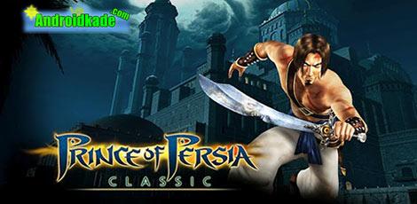 بازی زیبای Prince of Persia Classic v1.0 + فایل Data
