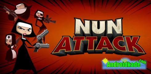 بازی زیبای Nun Attack v1.0.3 + دیتا