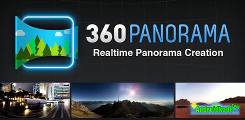 عکاسی ۳۶۰ درجه با Panorama v1.0.19