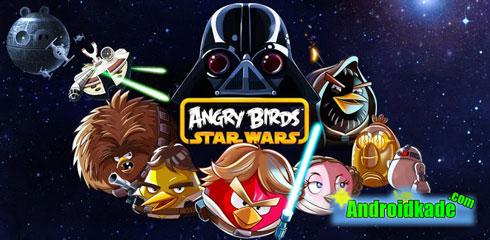 بازی جدید و فوق العاده زیبای Angry Birds Star Wars v1.0