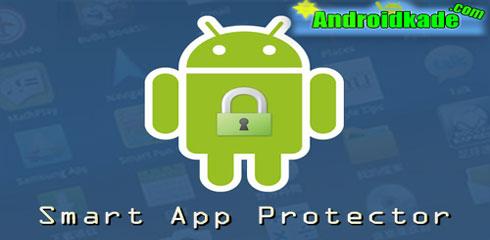 قفل گذاری روی برنامه های گوشی با نرم افزار Smart App Protector v5.3.0