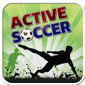 دانلود بازی فوتبال Active Soccer v1.3.5