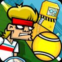دانلود بازی سرگرم کننده Tennis in the Face v1.0.5