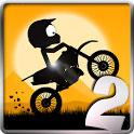 دانلود بازی استیک موتور سوار شیرین کار Stick Stunt Biker 2 v2.2.0