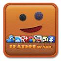 دانلود تم فوق العاده زیبای Leatherware GOLauncher EX Theme v1.0