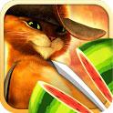 دانلود بازی فوق العاده زیبای Fruit Ninja: Puss in Boots v1.1.5