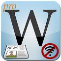 دانلود دانشنامه ویکی پدیا Wiki pro (Wikipedia) v3.2.1
