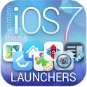 دانلود تم فوق العاده زیبای Ultimate iOS7 Theme v1.81
