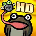 دانلود بازی قورباغه عصبانی Frantic Frog HD v1.0.1 همراه دیتا