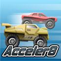 دانلود بازی مسابقه ماشین های بزرگ Acceler8 Pro v1.19