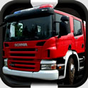 دانلود بازی پارک ماشین آتش نشانی Fire Truck parking 3D v1.2