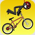 دانلود بازی پرش از روی موانع StickMan BMX Stunts Bike v1.2.4