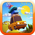 دانلود بازی زیبا و هیجان انگیز Sunny Hillride v1.0