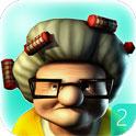 دانلود بازی مادر بزرگ گانگستر ۲ : جنون Gangster Granny 2: Madness v1.0 همراه دیتا