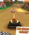دانلود بازی ماشین سواری گارفیلد Garfield Kart v1.02 همراه دیتا