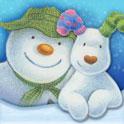 دانلود بازی آدم برفی The Snowman & The Snowdog Game v1.0.0.7245 همراه دیتا + پول بی نهایت