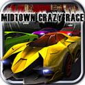 دانلود زیبا و هیجان انگیز MIDTOWN CRAZY RACE v1.0 همراه دیتا