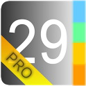 دانلود برنامه تقویم + ویجت Clean calendar widget Pro v4.4