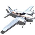 دانلود شبیه ساز پرواز Flight Sim BeachCraft City v1.0.0