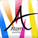 دانلود لانچر جدید Atom Launcher v1.6.3
