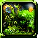 دانلود لایو والپیپرهای آکواریوم Aquarium Live Wallpaper v3.3