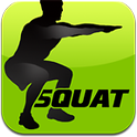 دانلود برنامه ورزشی اسکات Squats Pro v2.03