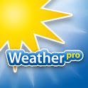 دانلود برنامه پیش بینی آب و هوا WeatherPro Premium v3.3.3