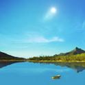 دانلود لایو والپیپر دریاچه آب و هوا Lake WeatherHD v1.2