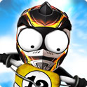 دانلود بازی موتور سواری استیکمن در سراشیبی Stickman Downhill – Motocross v1.9 + تریلر