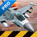 دانلود AirFighters Pro 3.10 بازی شبیه ساز هواپیماهای جنگنده +تریلر