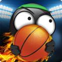 دانلود بازی بسکتبال استیکمن Stickman Basketball v1.6 اندروید