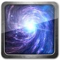 دانلود تصویر زمینه زنده کهکشانی Galaxy Pack v1.9
