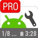 دانلود برنامه نوار وضعیت حرفه ای Status Bar Mini PRO v1.0.180 اندروید