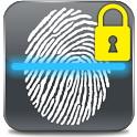 دانلود برنامه بازکردن قفل گوشی با اثر انگشت Fingerprint Lock v2.3