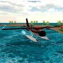 دانلود بازی هواپیمای دریایی : شبیه ساز پرواز Sea plane: Flight simulator 3D v1.06 اندروید